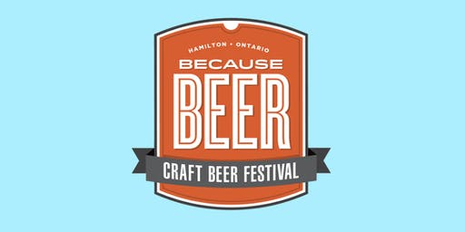 Because Beer Craft Beer Festival (Friday Pass)