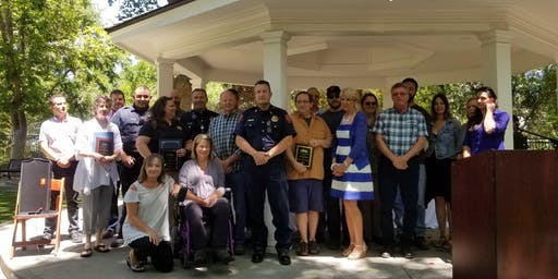 2019 Annual Calistoga Community Awards Luncheon