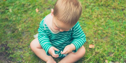 NATURE PLAYGROUP: INFANT/ TODDLER (Ongoing)