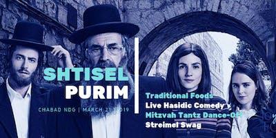 Shtisel Purim