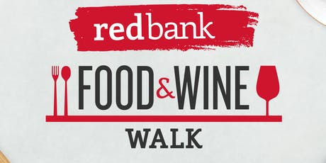 Red Bank Food & Wine Walk tickets