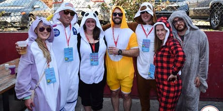3rd Annual Onesie Bar Crawl: Portland tickets