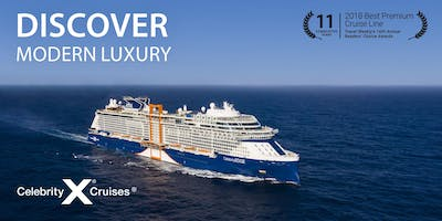Modern Luxury Booking Event featuring Celebrity Cruises - Calgary