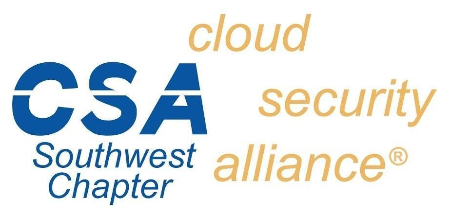 Cloud Security Alliance (CSA) Q1 Chapter Education Event