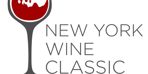 New York Wine Classic Sponsorship Opportunities