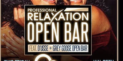 Professional Fridays ( O2 Lounge *Open Bar*) DINO