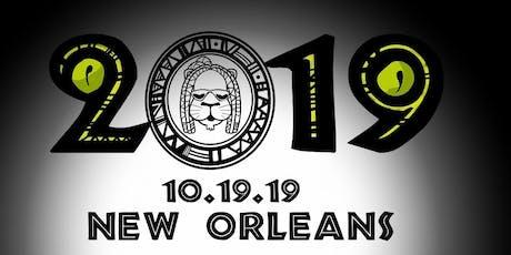 2019 Nola Reggae Fest tickets