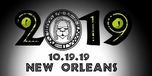 2019 Nola Reggae Fest