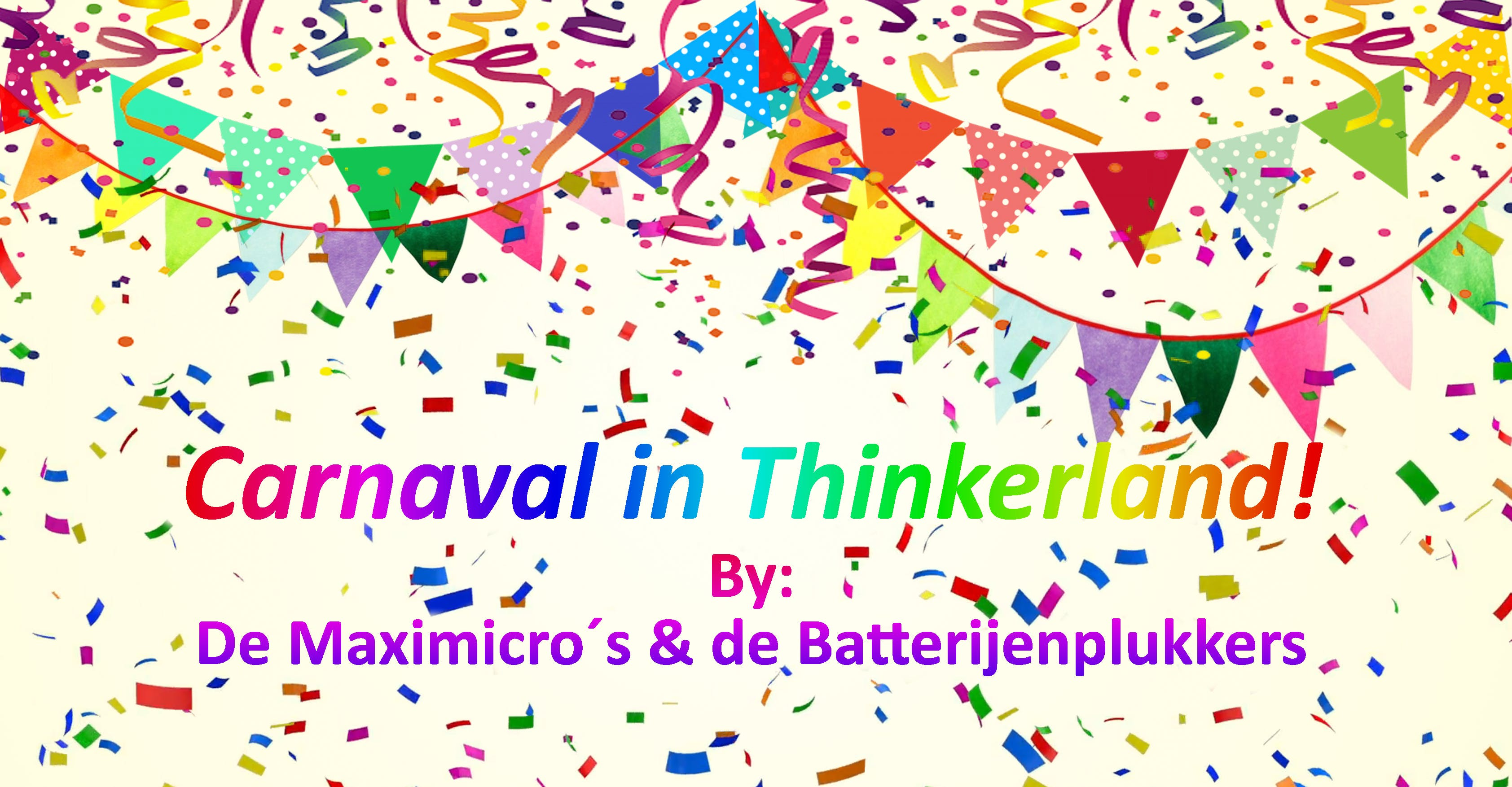 CARNAVAL IN THINKERLAND