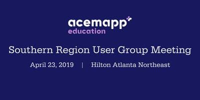 Southern Region User Group Meeting