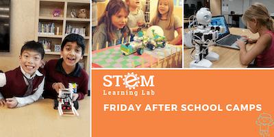 Rideau Park: Friday After School Club (Mar. 8, 15, April 5, 26)