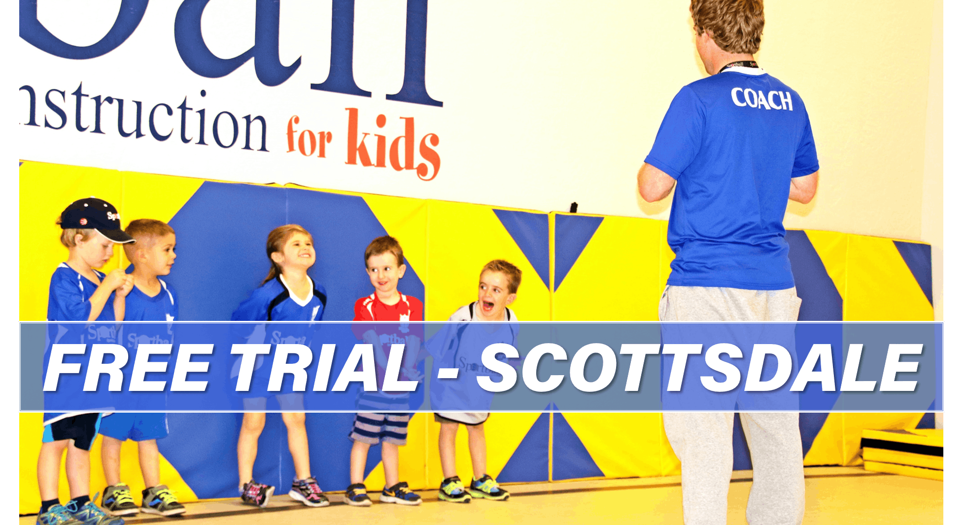 FREE TRIAL - Sportball Scottsdale - ages 16 months - 5yrs