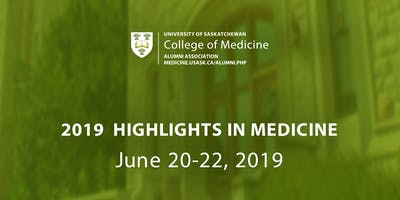 2019 Highlights in Medicine Conference & Reunion