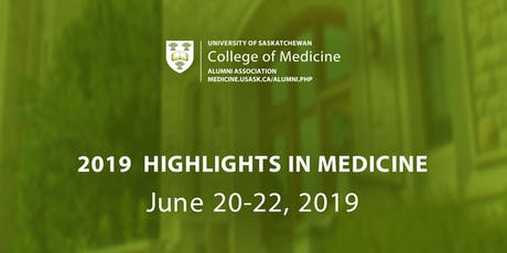 2019 Highlights in Medicine Conference & Reunion tickets