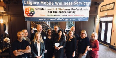 Calgary Mobile Wellness Services Networking Meeting