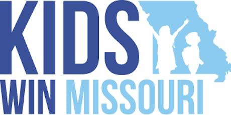 Kids Win Missouri 2nd Quarter Meeting tickets