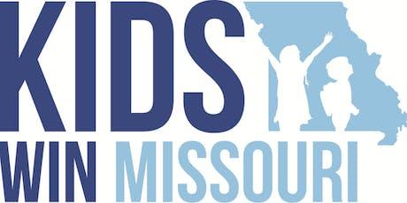 Kids Win Missouri 3rd Quarter Meeting tickets