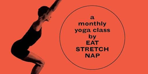 Sunday Stretch - Rooftop Yoga Edition!