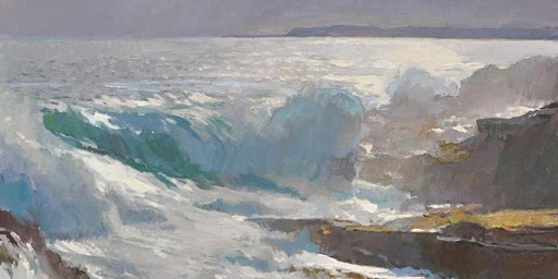 Ray Roberts- Critical Thinking for Plein Air Painters, 3 days on Location