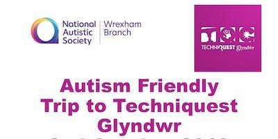 Autism Friendly Techniquest Visit