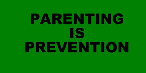 Parenting is Prevention