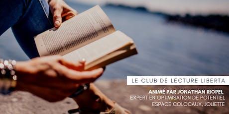 Le Club de lecture Liberta billets