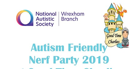 Autism Friendly Nerf Session tickets
