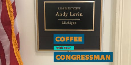 Coffee with Your Congressman - Sterling Heights tickets