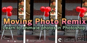 Moving Photo Remix