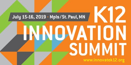 K12 Innovation Summit 2019 tickets