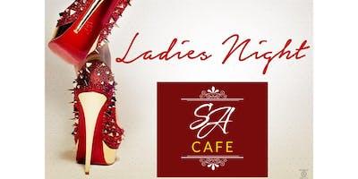 1st Fridays Ladies Night