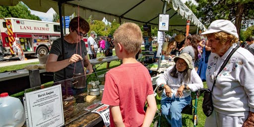 Los Alamos ScienceFest Discovery Day 2019