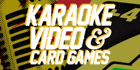 KARAOKE, VIDEO & CARD GAMES -- WEDNESDAYS @ ACE ATLANTA tickets