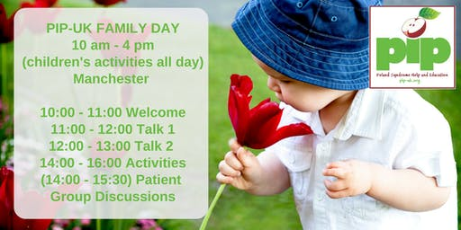PIP-UK (Poland Syndrome Support) Family Day