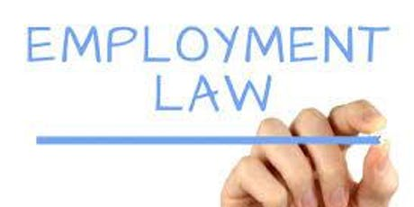 Employment Law and Personnel Management tickets