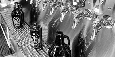 All 64oz Growlers for 32oz Price!