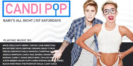 Candi Pop - A Bubblegum Pop Dance Party tickets