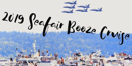 SEAFAIR WEEKEND BOAT PARTY! Front Row to Watch the Blue Angels! Live DJs! tickets
