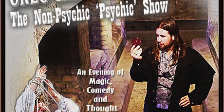 The Non-Psychic 'Psychic' Show - Isle of Man Performance tickets