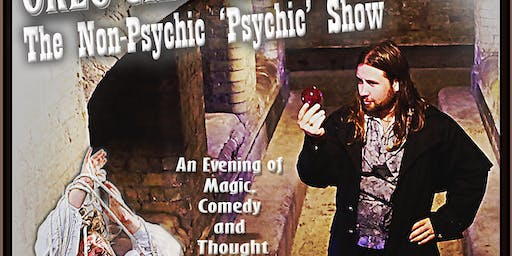 The Non-Psychic 'Psychic' Show - Isle of Man Performance