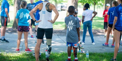 Dare2tri Kids Paratriathlon Training Camp 2019 - Volunteer Registration