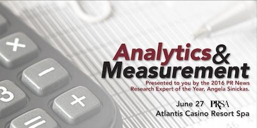 Analytics & Measurement