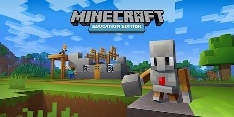 Minecraft Teacher Starter Academy (Southbank) tickets