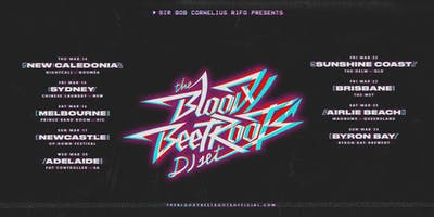 The Bloody Beetroots DJ SET - Byron Bay Brewery