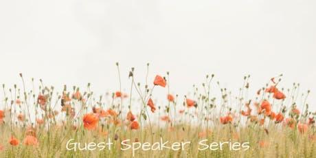 SPT Guest Speaker Series  entradas