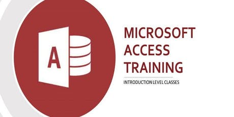 Microsoft Access Training Courses | Introduction Level – Toronto tickets