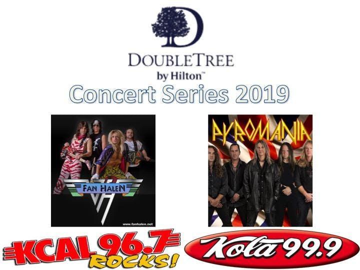 Doubletree Ontario Concert Series