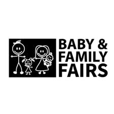 The Baby & Family Fairs logo