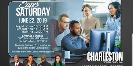 Charleston, SC- PlanNet Marketing Super Saturday tickets