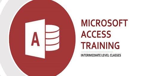 Microsoft Access Training Courses   Intermediate Level – Toronto